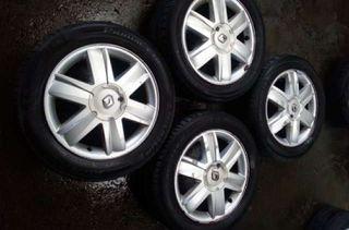 ruedas renault