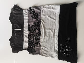 camisetas Desigual Talla S