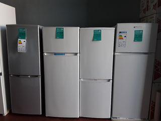 ,frigorífico dble cuerpo nuevos tara desde 210eur.