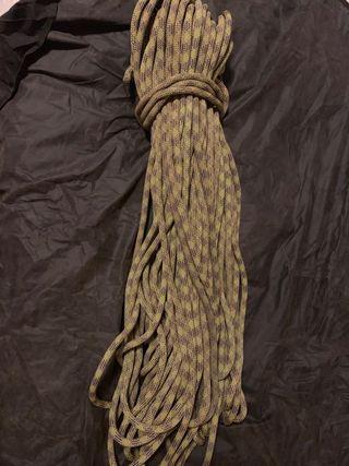 Cuerda escalada y de barrancos