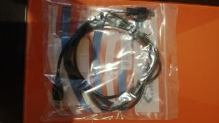 Cable USB macho y hembra..1.8 m nuevo