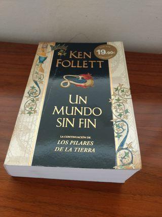 Novela ficción histórica: Un mundo sin fin.