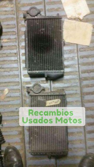 radiador bmw k75-k100