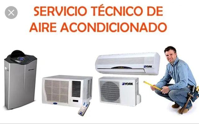 instalador de aire acondicionado