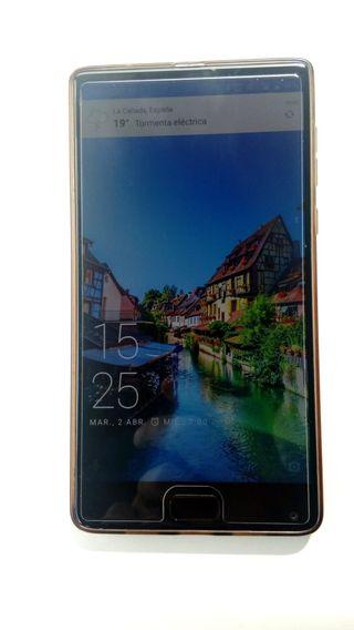móvil elephone S8, 6 pulgadas, 4/64 gb