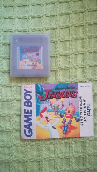 The jetsons Game Boy