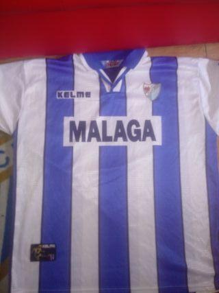 Camiseta Malaga CF(1998)