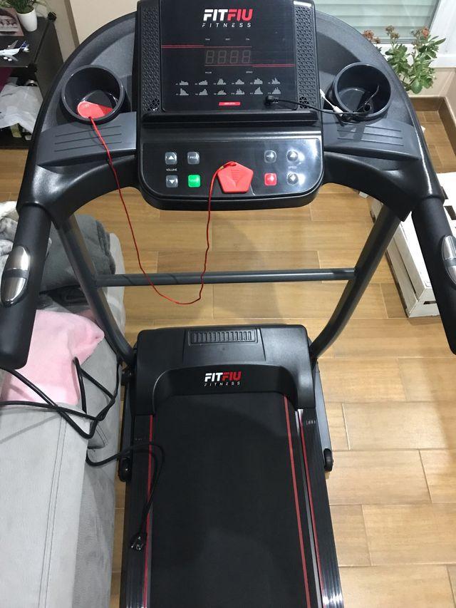 Se vende maquina de andar fitfui fitness