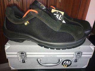 Zapato de seguridad T-45