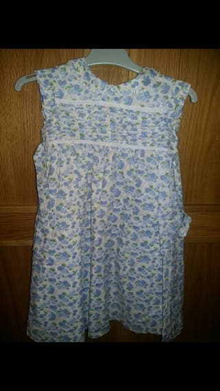 Vestido talla 4-5