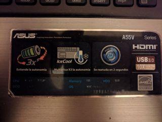Portatil - Ordenador Asus - netbook