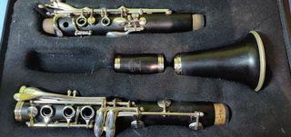 Clarinete Sib Modelo BUFFET CRAMPON RC
