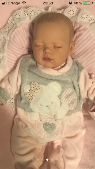 Muñeco Bebé Reborn