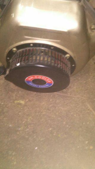 Motor generador yanmar diesel