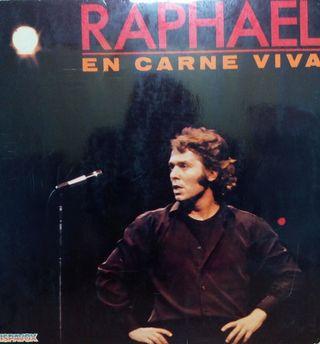 Disco Vinilo Raphael