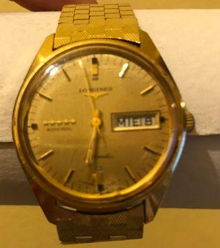53d738bc2a5c Reloj de oro antiguo de segunda mano en Madrid en WALLAPOP
