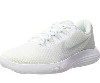 Zapatillas Tenis Nike blancos lunarconverge n 39