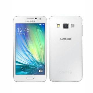 White Samsung Galaxy A5 4G