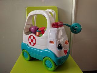 kit ambulancia maletin