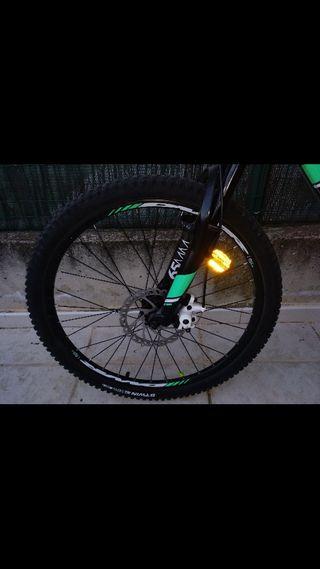 Bicicleta infantil rueda de 24 pulgadas
