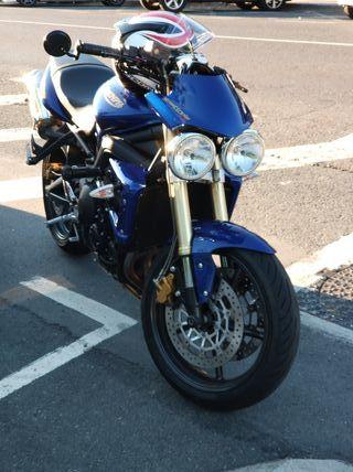 Motos Triumph De Segunda Mano En Ferrol En Wallapop