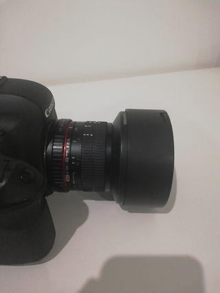 vendo Samyang 14mm f2. 8