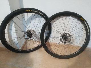 ruedas de carretera bicicleta 26