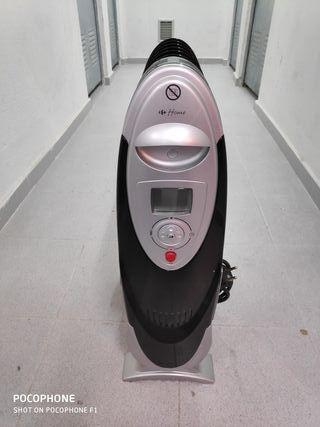 Estufa, radiador electrico