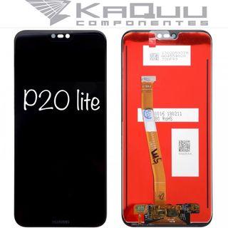P20 lite reparar pantalla huawei