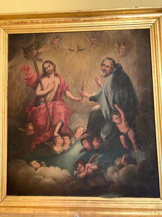 Pintura Religiosa Antigüedades
