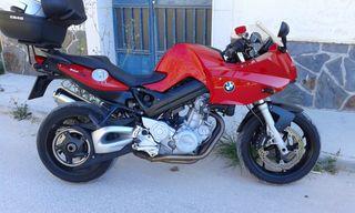 Motos Bmw F 800 De Segunda Mano En La Provincia De Murcia En Wallapop