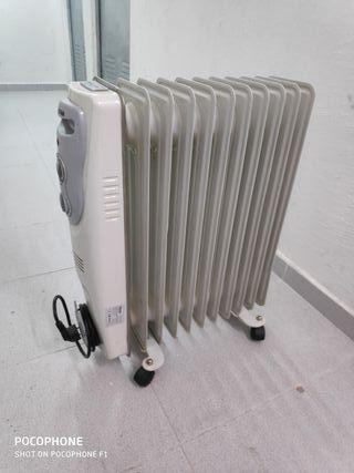 Estufa, radiador electrico..
