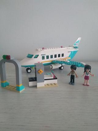 Avión lego Friends