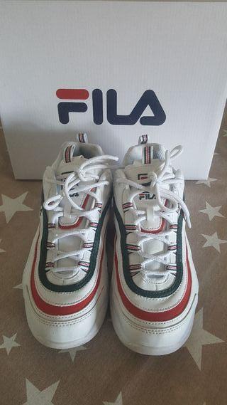 Zapatillas originales Fila Ray Núm 40