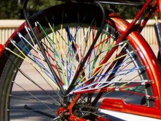 Cubrefaldas Bicicleta Antigua Vintage Clásica