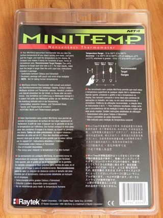 Minitemp medidor de temperatura