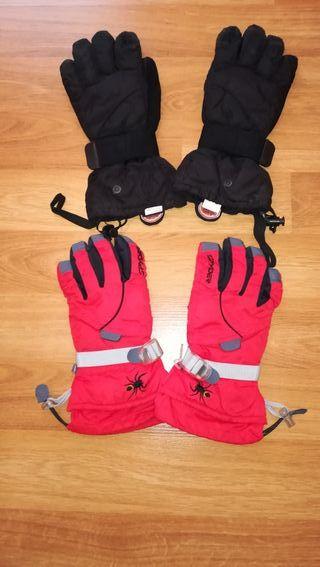 Guantes de Snowboard