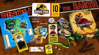 Kit Jurassic Park Kit
