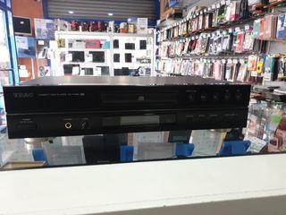 reproductor teac cd-p1260 nuevo