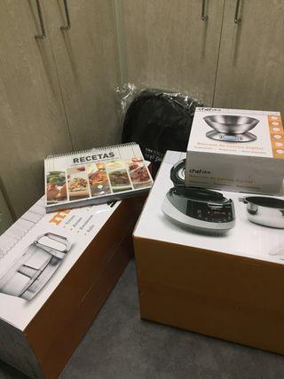 Robot de cocina chef plus induction pro