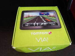 GOS TOMTOM VIA 125