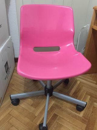 Ikea Wallapop De Silla Por Segunda En 8 Pwikxtozu Rosa € Aranjuez Mano stChrdQ