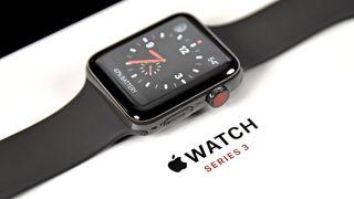 Apple Watch Serie 3 GPS+ Cellular 42mm