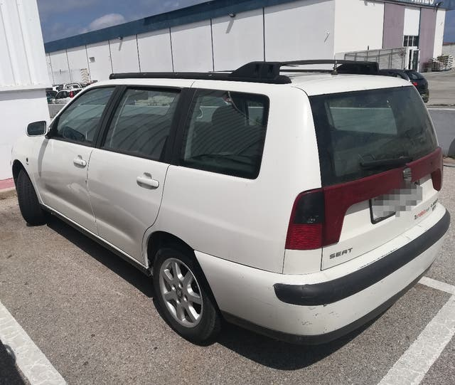 SEAT vario 2001