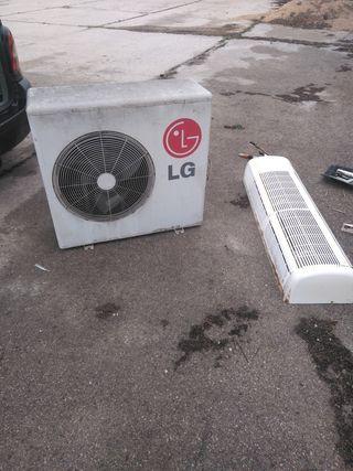 aire acondicionado LG 7500frigorias
