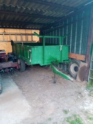 Remolque agricola