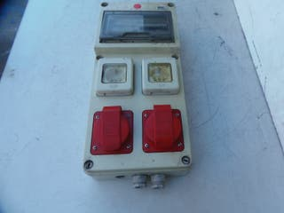 CUADRO ELECTRIC TRIFASICO-MONOFASICO 101