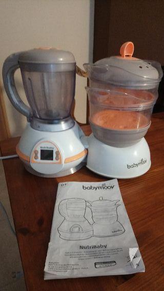 Robot cocina multifunciones babymoov