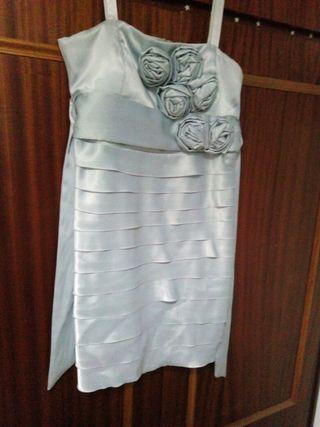 vestido cris perla