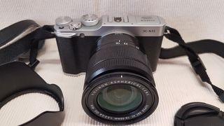 Cámara de fotos Fujifilm X-M1